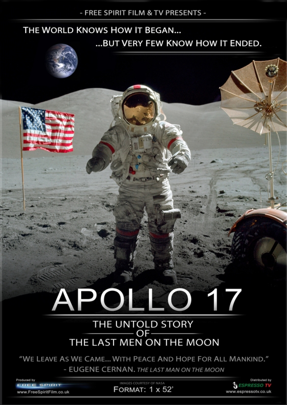 Apollo 17: The Untold Story of the Last Men on the Moon